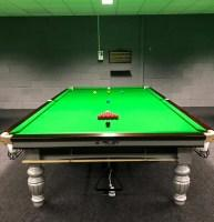 Renovated and Second Hand Snooker Tables